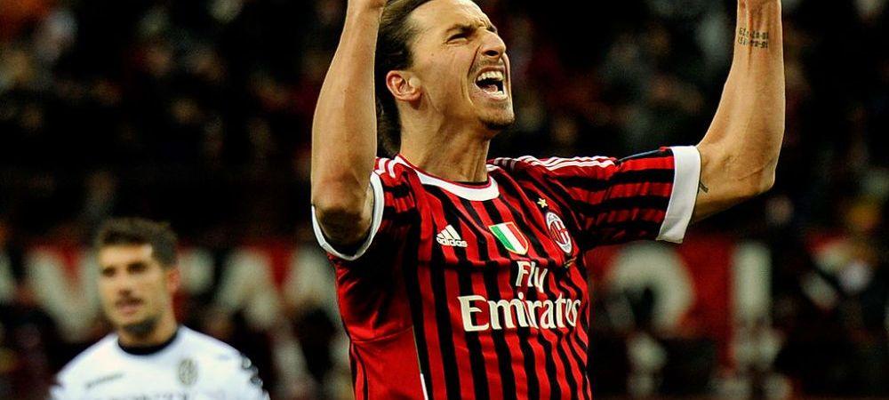 """Ultima postare a lui Ibrahimovic a devenit virala! Cum s-a fotografiat starul lui AC Milan in """"Casa Domnului""""!"""