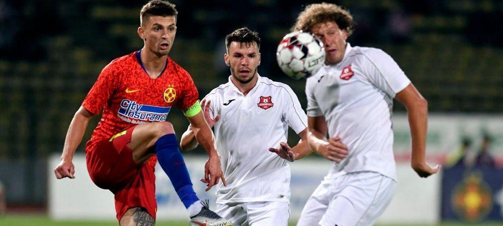 """Tanase, in depresie dupa ce FCSB a terminat-o cu titlul al 5-lea an la rand: """"Si asa eram putini, acum nu mai joc nici eu cu Dinamo. La titlu nu mai avem nicio sansa!"""""""