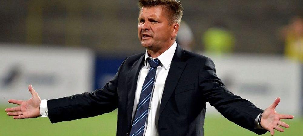 """""""Astazi am pierdut doua puncte!"""" Dusan Uhrin, dezamagit de rezultatul cu FCSB! """"Sper ca Dinamo sa treaca de ei in Cupa Romaniei!"""""""