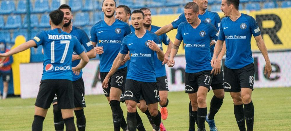 Viitorul 4-1 Hermannstadt   Ploaie de goluri la Ovidiu! Iancu, noul golgheter al Ligii 1!    Clinceni s-a impus cu Chindia prin golul lui Vojtus
