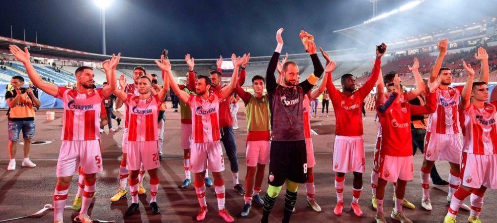 ALERTA la granita Romaniei! Cinci fotbalisti de la Steaua Rosie Belgard, POZITIVI cu Covid-19! Anuntul de ULTIMA ORA al clubului