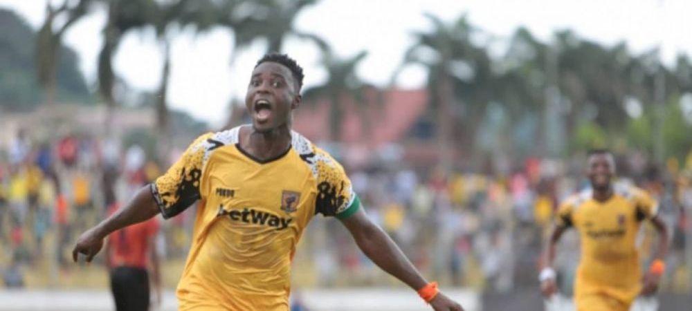 """Solutia CFR-ului pentru inlocuirea lui Tucudean?! Un international ghanez ar putea fi adus in atacul lui Dan Petrescu: """"M-au asigurat ca o sa semnam contractul!"""""""