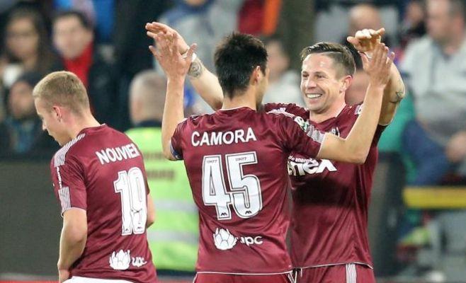 Anunt de ultima ora! Un jucator dorit in trecut de Gigi Becali la FCSB a semnat PE VIATA cu CFR Cluj!
