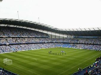 O imagine de la inceputul partidei dintre Manchester City si Burnley a starnit CONTROVERSE in toata lumea! Ce s-a intamplat pe Etihad