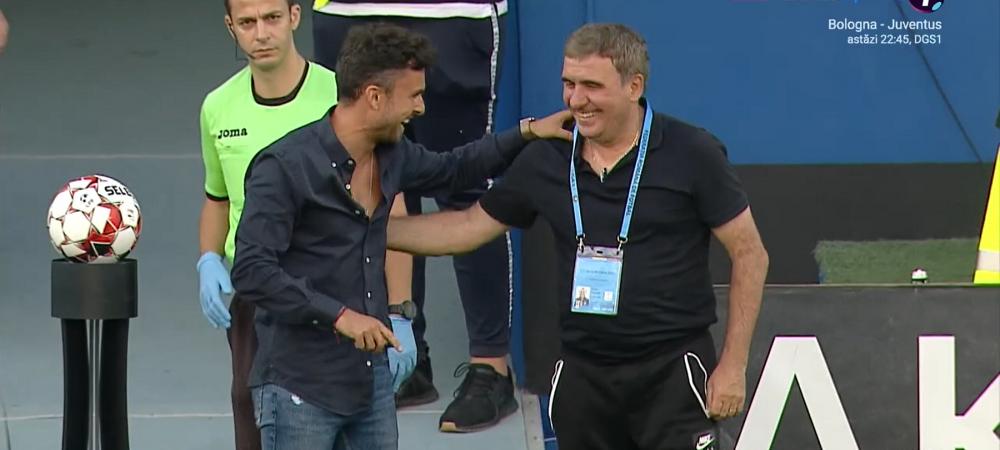 "Ironii la adresa noului antrenor de la Hermannstadt dupa infrangerea cu Viitorul: ""Parca l-am vazut Enrique Iglesias in videoclipul Bailando"""