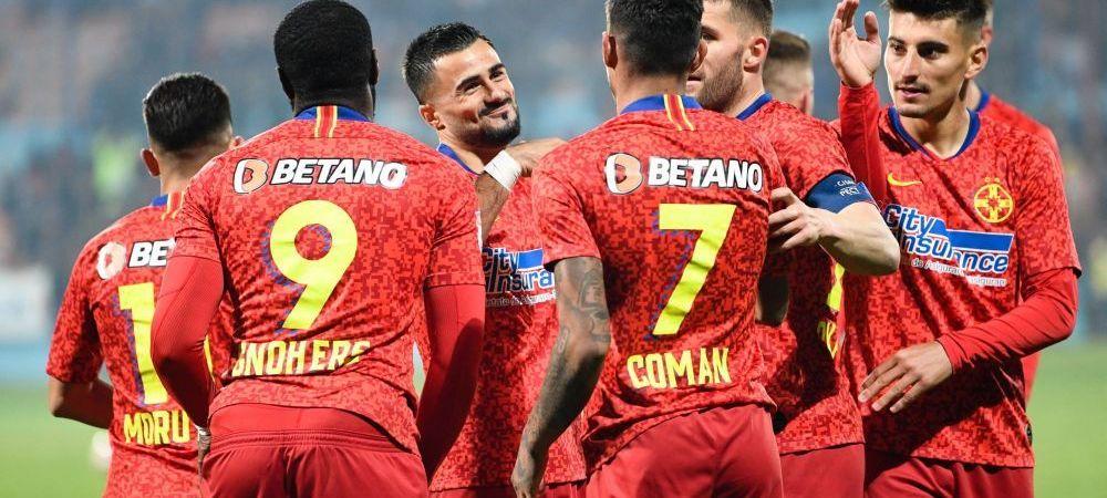 """Tocmai ne-a zis Becali pe ce atacant se duc MILIOANELE FCSB? Se pregateste inca o lovitura pe aleeaa PREFERATA de cumparaturi a FCSB: """"E cel mai bun din Romania!"""""""