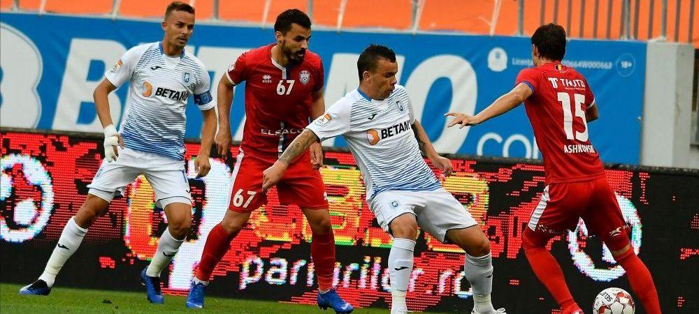 """El Ciapo Nistor e gata de meciul TOTAL pentru titlu cu CFR: """"Sunt fericit, ieri a fost aniversarea de la casatoria mea!"""" :)) Ce spune dupa prima reusita in Liga 1 la Craiova"""