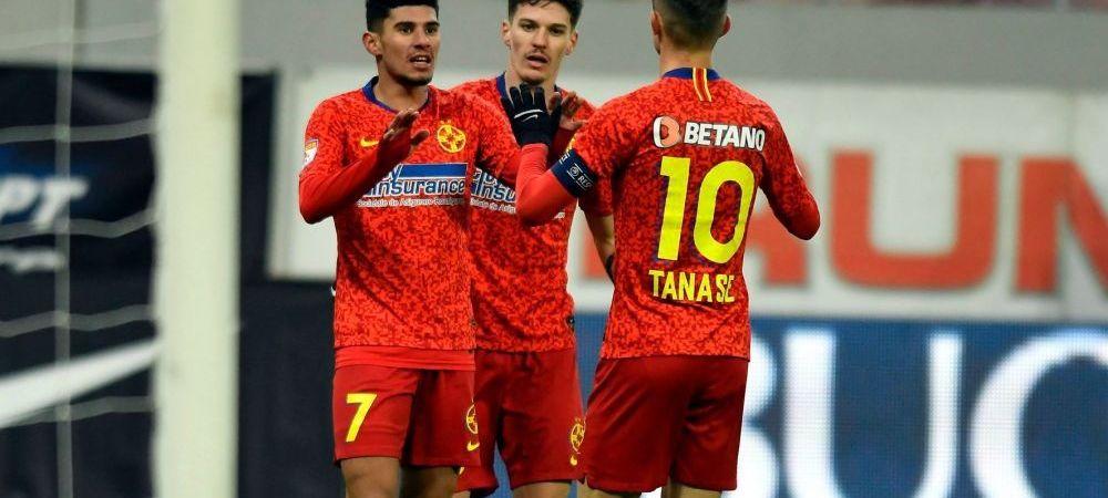 Se confirma cosmarul lui Gigi Becali! FCSB, fara cele trei 'perle' in derby-ul cu Dinamo! Cum ar arata 'primul 11'