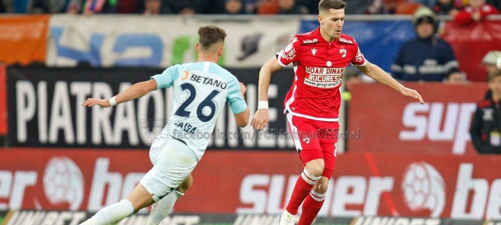 """Capitanul lui Dinamo, declaratie razboinica inainte de derby: """"Cu FCSB ne-am autodepasit in acest sezon! Aici se vede valorea"""""""