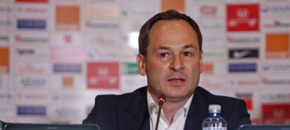 Negoita, FOC SI PARA pe spanioli! Ce l-a enervat pe patronul lui Dinamo chiar inainte de derby-ul cu FCSB