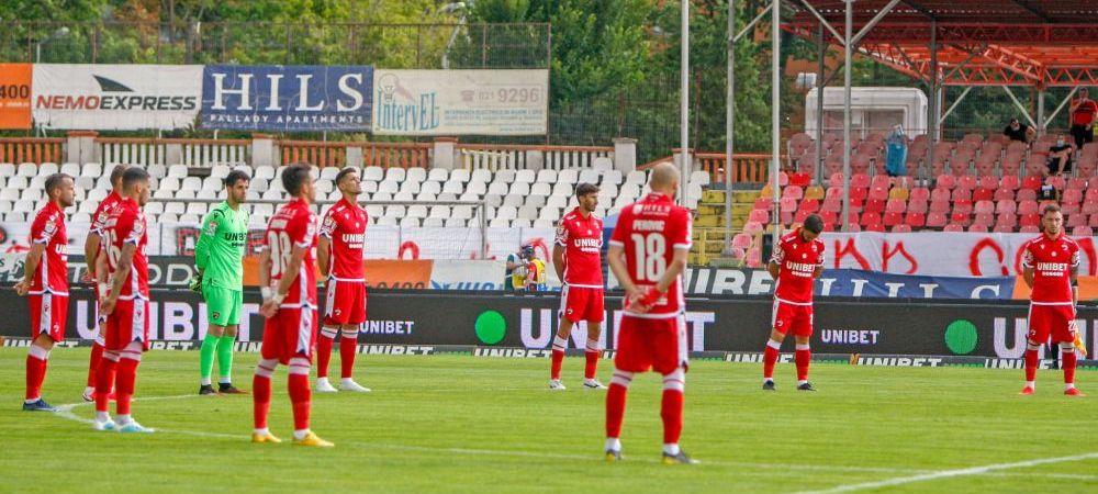 "Dinamovistul care viseaza SF: ""Cu siguranta avem sanse sa-i batem cu 4-0 in retur!"" N-a vrut sa pronunte cuvantul 'retrogradare'"