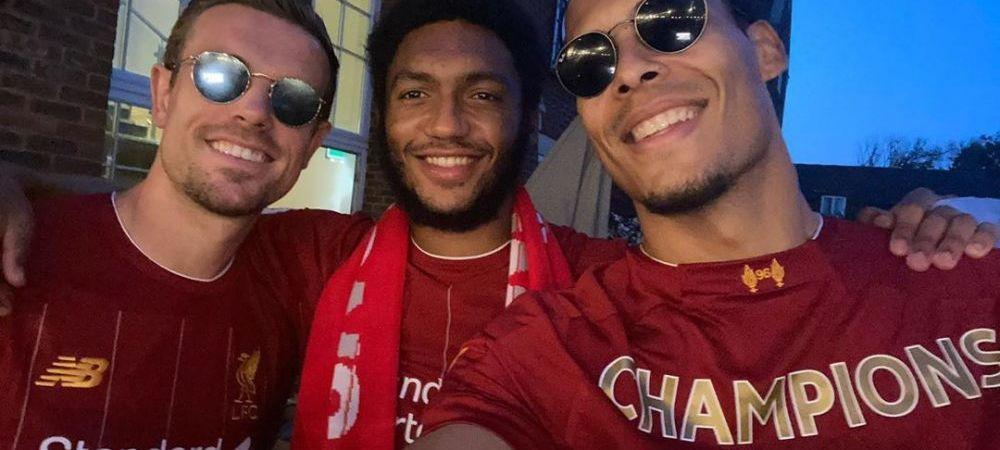 S-au bucurat ca NICIODATA! :) Jucatorii lui Liverpool, in EXTAZ dupa fluierul final la meciul Chelsea - City! Imagini SENZATIONALE