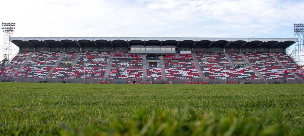Hermannstadt a primit licenta pentru sezonul urmator din Liga 1!