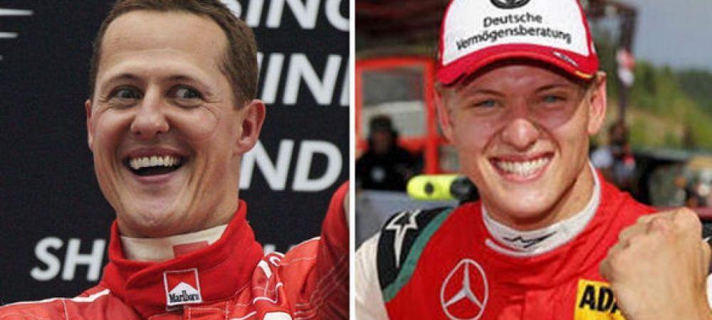 """Mick Schumacher RUPE TACEREA! Fiul legendarului pilot de Formula 1 vorbeste in public despre tatal sau: """"Asta e cel mai important lucru!"""""""