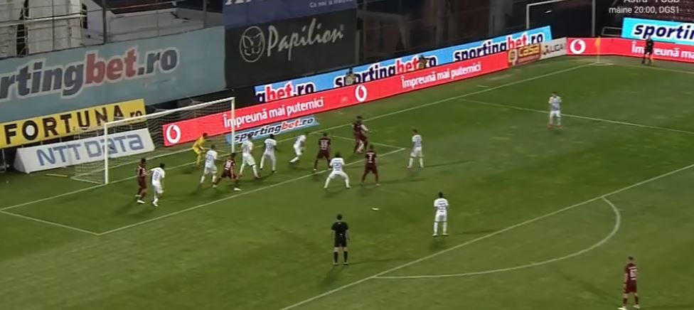 CFR Cluj 2-3 Craiova | Oltenii se apropie la doar un punct de liderul CFR Cluj in lupta pentru titlul din Liga 1!