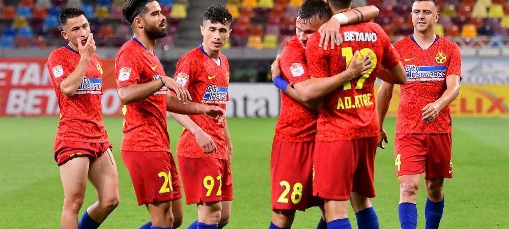 """Alarma la FCSB! Inca un accidentat in lotul ros-albastrilor! """"Geniul"""" echipei s-ar fi rupt si ar fi OUT pentru meciul cu Astra"""