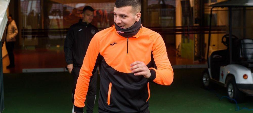 George Tucudean, OUT de la CFR Cluj! Atacantul si-a luat la revedere de la coechipieri chiar inainte de meciul cu Craiova