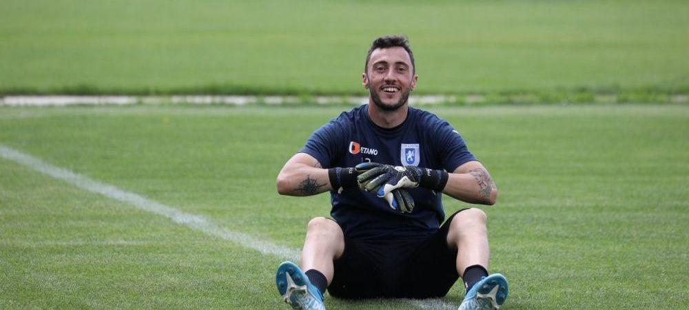 """Probleme pentru Craiova! Pigliacelli ar putea pleca de la echipa: """"Transferul s-ar putea face saptamana viitoare!"""""""