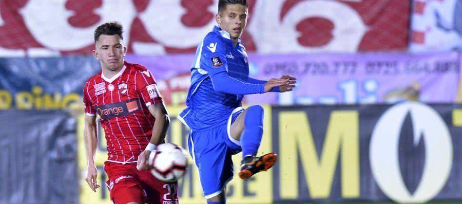 S-a intors in Stefan cel Mare sa le dea LOVITURA! Jucatorul la care Dinamo a renuntat a inscris golul care ii tine pe 'caini' pe ULTIMUL LOC