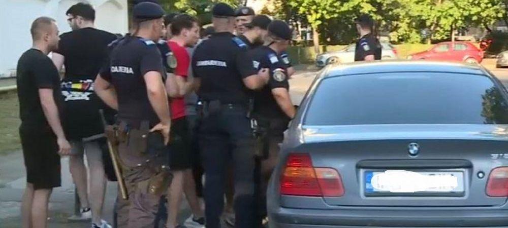 Ultrasii s-au dus peste jucatorii lui Dinamo in cantonament! Clubul a chemat jandarmeria! Detalii de ultima ora despre drama de la Dinamo