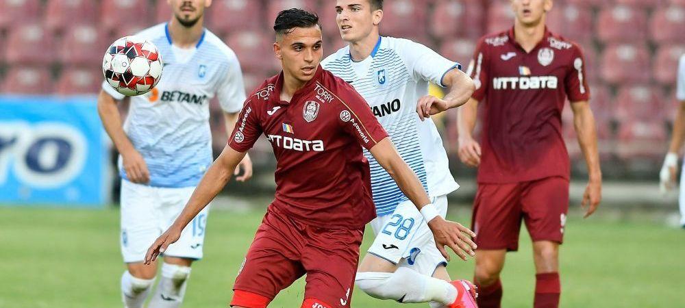 Mihaila, 'perla' Craiovei, despre victoria URIASA cu CFR Cluj! Cum s-au pregatit oltenii pentru meciul cu campioana en-titre