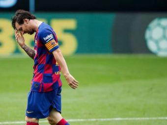 Imaginile care arata DEZASTRUL de la Barcelona! Messi, surprins ignorandu-l pe secundul lui Setien sub ochii antrenorului