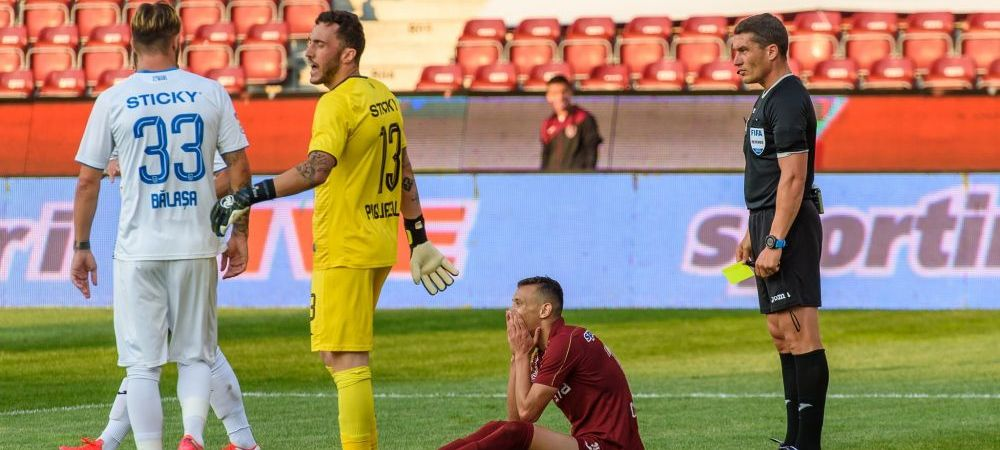 "Cristi Balaj il contrazice pe Adrian Porumboiu in acuzele la adresa lui Kovacs: ""Genul de simulare predata la scoala!"""