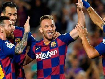 Cum se va imparti SACUL DE BANI luat de Barcelona pe Arthur! Ce suma va ajunge in Brazilia din cele 72 de milioane de euro