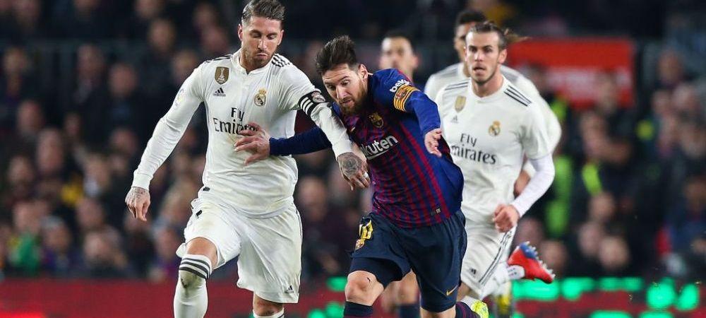 Cum ar arata clasamentul din La Liga daca Barcelona si Real nu i-ar avea pe Messi si Benzema! Super-campioanele Spaniei ar fi departe de podium!