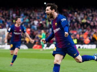 Messi si-a schimbat DIN NOU look-ul! Cum a aparut pe gazon in meciul cu Atletico Madrid! Fanii il compara cu Kim Jong-un! :))