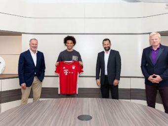 Ce LOVITURA! Toate DETALIILE mutarii lui Leroy Sane la Bayern Munchen