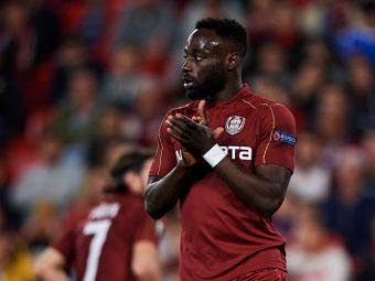 """Reactia impresarului lui Boli, dupa ce s-a scris ca si-a prelungit contractul cu CFR Cluj: """"Este fals!"""""""