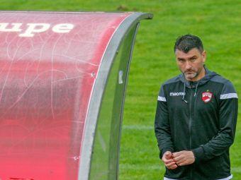 Balanescu ataca! Directorul lui Dinamo a facut anuntul in legatura cu viitorul lui Adrian Mihalcea