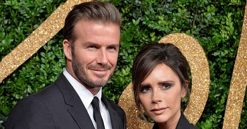 Piscina e prea mica pentru ei! Sotii Beckham vor sa-si faca un LAC in forma de rinichi. Proiect ULUITOR pe domeniul de 7 milioane de euro