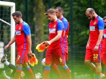 A ajuns de la FCSB in Liga a 3-a! Traseul dezastruos al unui jucator adus de Becali pentru Europa!