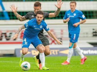 "Alexandru Baluta si-a incheiat aventura la Slovan Liberec!""Mi-au oferit o sansa!"" Ce urmeaza pentru internationalul roman"