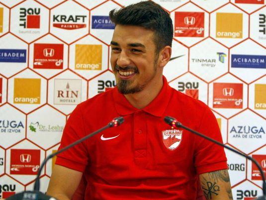 Hanca face spectacol in Polonia! Fostul jucator de la Dinamo a inscris un nou gol pentru Cracovia