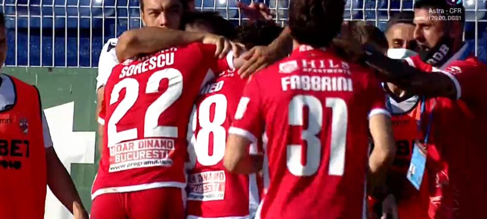 Clinceni 1-3 Dinamo   INCREDIBIIIL: doua penalty-uri ratate de Clinceni! Doua goluri in 30 de secunde, meci SUPERB! Prima victorie a lui Dinamo in playout