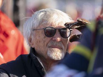 """A devenit tata la 89 de ani, dar NU SE OPRESTE aici! Ecclestone mai vrea un copil la 90 de ani: """"Nu am nevoie de Viagra!"""""""