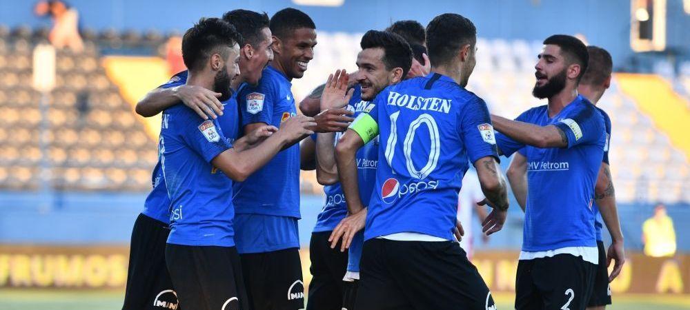 Voluntari 0-0 Viitorul! Gazdele raman neinvinse de la restartul sezonului! | Ruben Albes a ajuns la a doua victorie consecutiva in Liga 1! Chindia ramane pe ultimul loc
