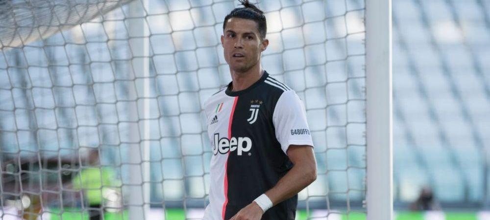 FOTO | Ronaldo tine pasul cu Messi! Superstarul lui Juventus si-a schimbat look-ul inainte de meciul cu AC Milan!