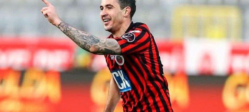 """Bogdan Stancu are Turcia la picioare! """"Motanul"""" a marcat in poarta lui Fenerbahce"""