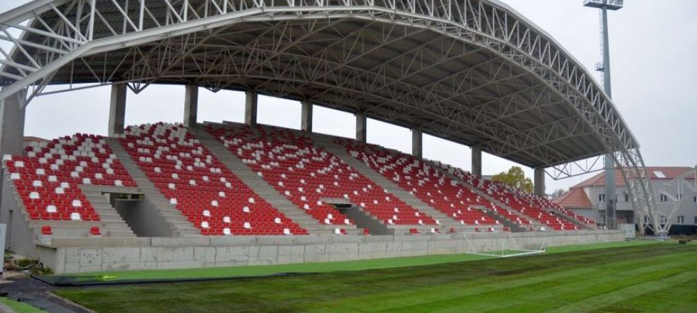 "UTA E PREGATITA! Ce spune Laszlo Balint despre situatia din Liga 2 si cand e gata stadionul din Arad: ""Speram sa putem juca acolo"""