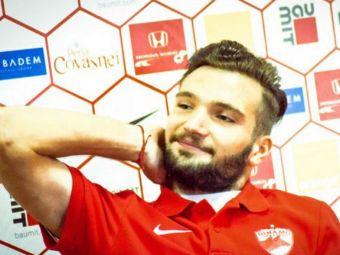 A fost UITAT pe banca tot sezonul dar nu are ganduri de PLECARE! Reactia lui Serban dupa infrangerea cu FCSB