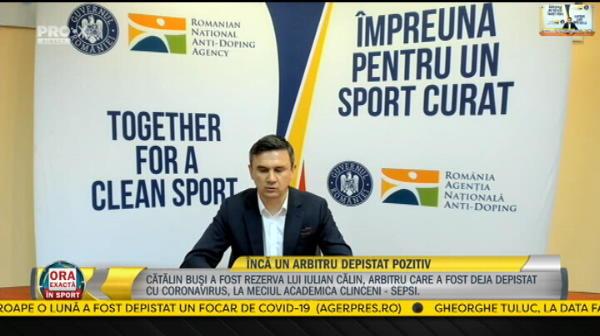 """""""Este o situatie foarte neplacuta""""! Presedintele ANAD ofera noi detalii despre cazul de dopaj de la Brasov!"""