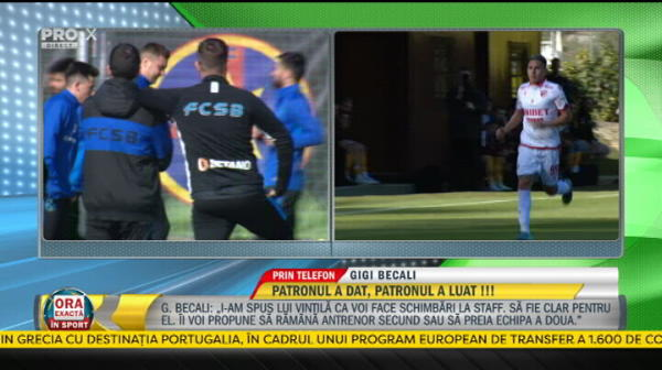 BREAKING NEWS   E GATA! Man pleaca de la FCSB: diseara vin englezii la DERBY, iar maine au loc negocierile FINALE! Ce suma incaseaza Gigi Becali