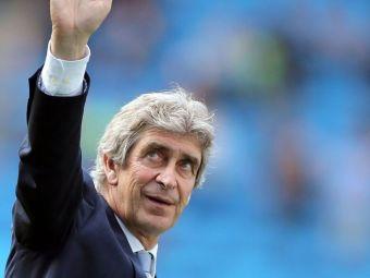 Surpriza majora! Pe cine preia Manuel Pellegrini, fostul antrenor de la City si Real Madrid