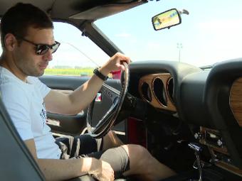 """Adi Popa, cel mai BOGAT somer din Romania? Cum arata masina de 140 000 de euro pe care si-a luat-o: """"Toti fac poza cu ea!"""""""