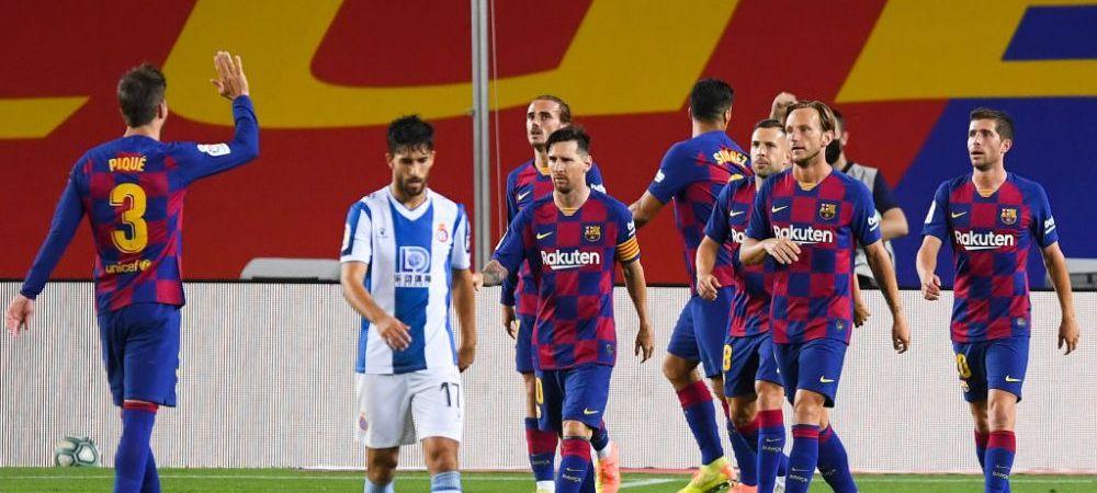 """Un fost jucator al Barcelonei, neiertator cu echipa: """"Asta e problema Barcelonei, nu VAR!"""" Care sunt sansele catalanilor in Champions League"""