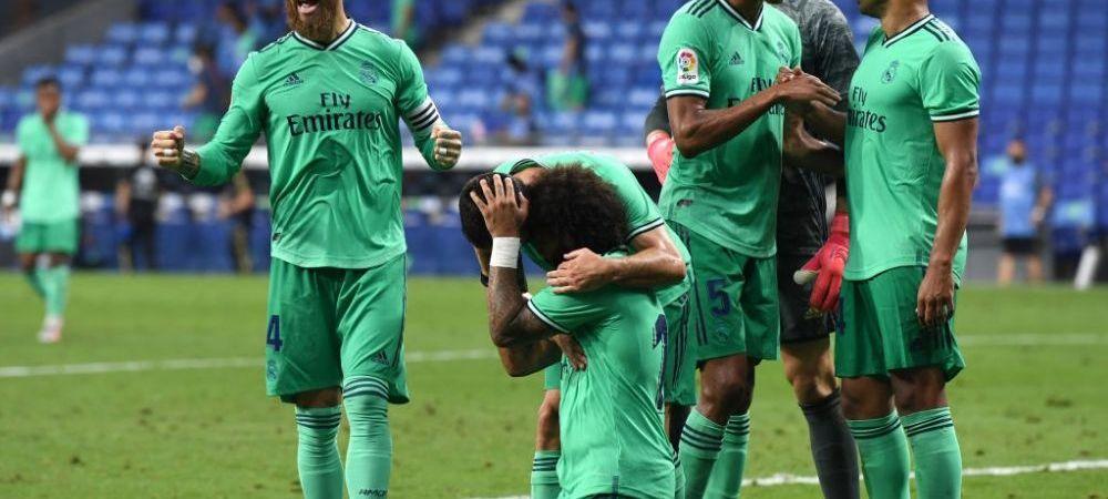 Pierdere importanta pentru Zidane in mijlocul luptei pentru titlu! Un jucator ESENTIAL rateaza finalul de sezon!